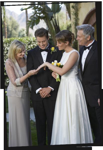 La Lista Nozze Protagonisti I Futuri Sposi : La scelta dei testimoni di nozze